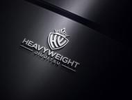 Heavyweight Jiujitsu Logo - Entry #122