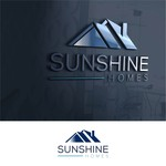 Sunshine Homes Logo - Entry #480