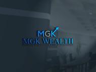MGK Wealth Logo - Entry #227
