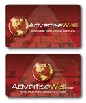 Advertisewall.com Logo - Entry #26