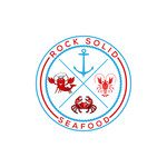 Rock Solid Seafood Logo - Entry #21