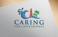 CARING FOR CATASTROPHES Logo - Entry #41