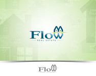 Flow Real Estate Logo - Entry #91
