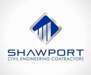 Shawport Civil Engineering Contractors Logo - Entry #39