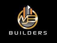 MJB BUILDERS Logo - Entry #129