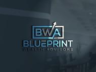 Blueprint Wealth Advisors Logo - Entry #355