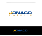 Jonaco or Jonaco Machine Logo - Entry #95