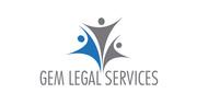 Gem Legal Services Logo - Entry #53