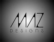 Maz Designs Logo - Entry #186