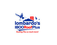 1-800-Roof-Plus Logo - Entry #2