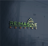 Reimagine Roofing Logo - Entry #199
