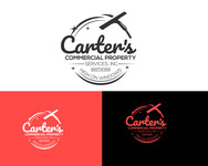 Carter's Commercial Property Services, Inc. Logo - Entry #31