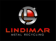 Lindimar Metal Recycling Logo - Entry #9