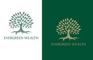 Evergreen Wealth Logo - Entry #70