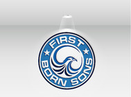 FIRST BORN SONS Logo - Entry #4