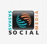 Sasha's Social Media Logo - Entry #144