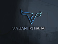 Valiant Retire Inc. Logo - Entry #340