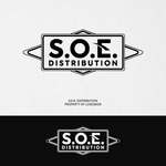 S.O.E. Distribution Logo - Entry #173