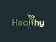 Healthy Livin Logo - Entry #585