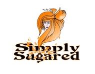 Simply Sugared Logo - Entry #26