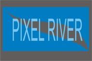 Pixel River Logo - Online Marketing Agency - Entry #16