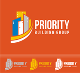 Priority Building Group Logo - Entry #252