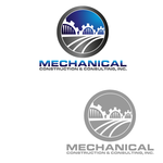 Mechanical Construction & Consulting, Inc. Logo - Entry #38