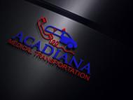 Acadiana Medical Transportation Logo - Entry #137