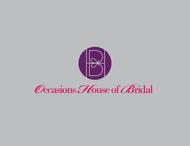 Bridal Boutique Needs Feminine Logo - Entry #3