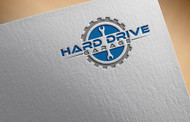 Hard drive garage Logo - Entry #139