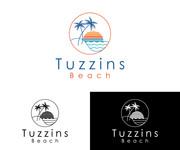 Tuzzins Beach Logo - Entry #273
