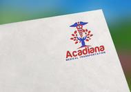 Acadiana Medical Transportation Logo - Entry #43