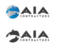 AIA CONTRACTORS Logo - Entry #125