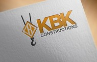 KBK constructions Logo - Entry #78