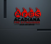 Acadiana Fire Extinguisher Sales and Service Logo - Entry #260