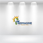 Reimagine Roofing Logo - Entry #341