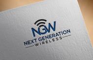 Next Generation Wireless Logo - Entry #53