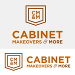 Cabinet Makeovers & More Logo - Entry #195