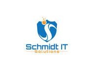 Schmidt IT Solutions Logo - Entry #182