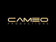 CAMEO PRODUCTIONS Logo - Entry #167