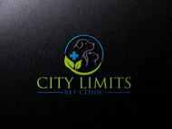 City Limits Vet Clinic Logo - Entry #249