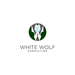 White Wolf Consulting (optional LLC) Logo - Entry #197