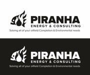 Piranha Energy & Consulting Logo - Entry #22