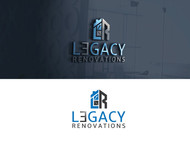 LEGACY RENOVATIONS Logo - Entry #85