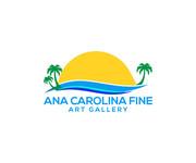 Ana Carolina Fine Art Gallery Logo - Entry #78