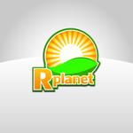 R Planet Logo design - Entry #12