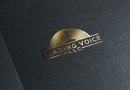 Leading Voice, LLC. Logo - Entry #74