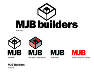 MJB BUILDERS Logo - Entry #35