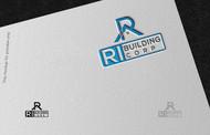 RI Building Corp Logo - Entry #192
