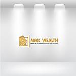 MGK Wealth Logo - Entry #305
